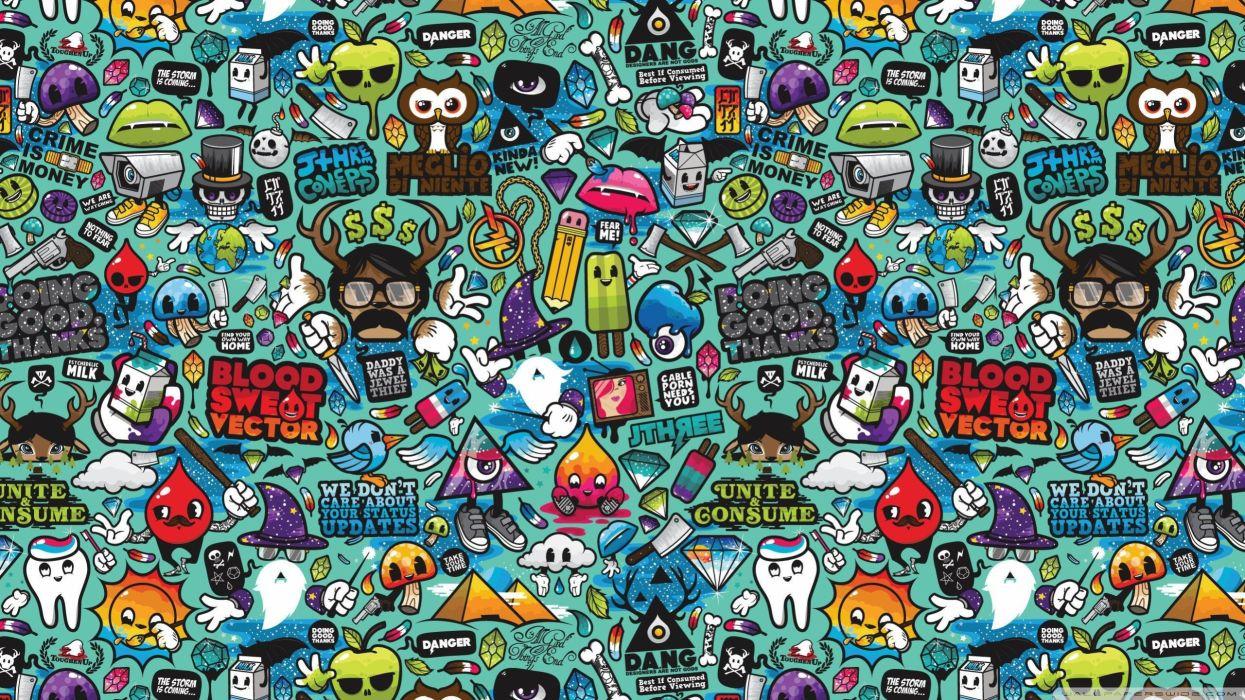 comics artwork JThree Concepts Jared Nickerson wallpaper