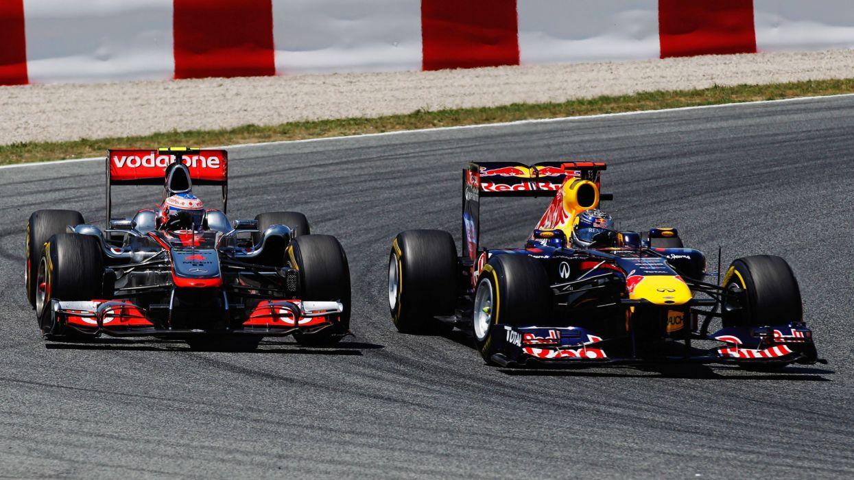 Formula One catalunya wallpaper
