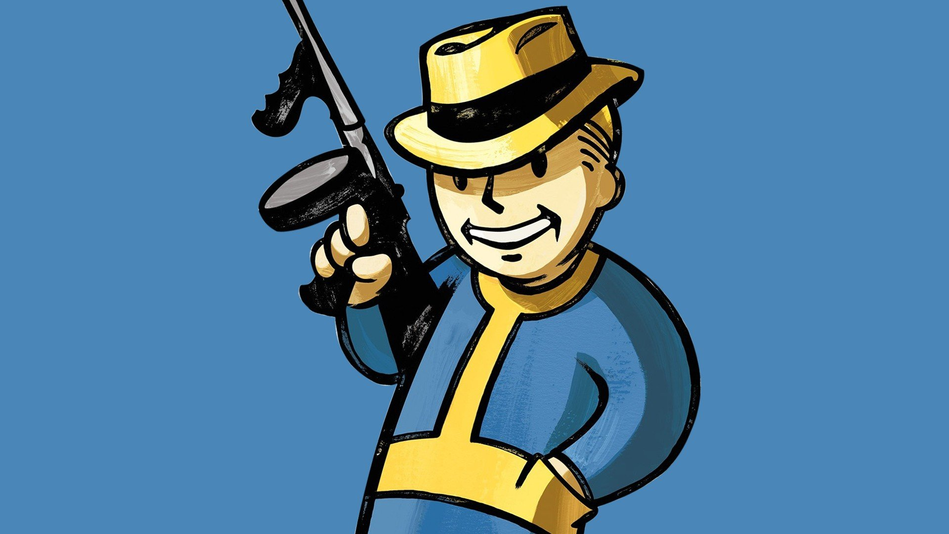 Video Games Minimalistic Fallout Bethesda Softworks Pip Boy Role Playing Game Wallpaper