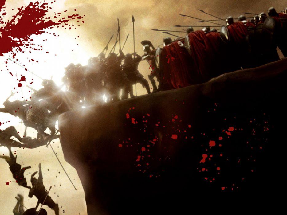 army 300 (movie) wallpaper