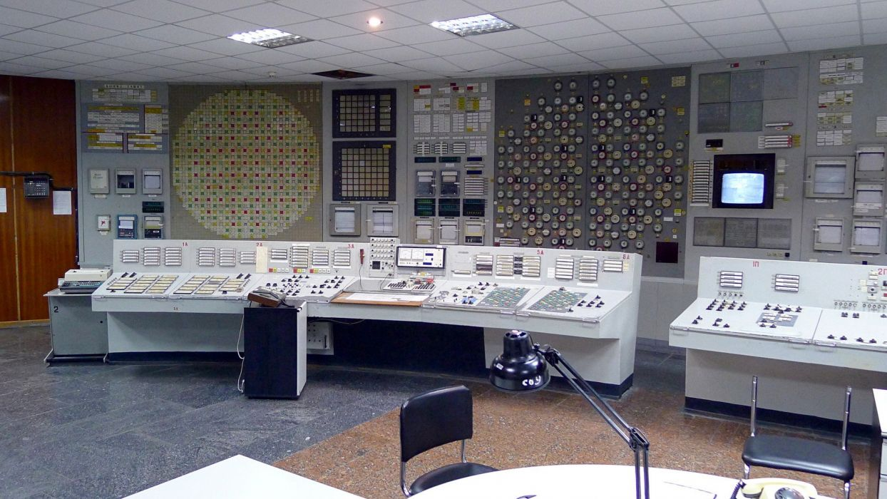 atomic nuclear architecture Russia Ukraine nuclear power plants wallpaper