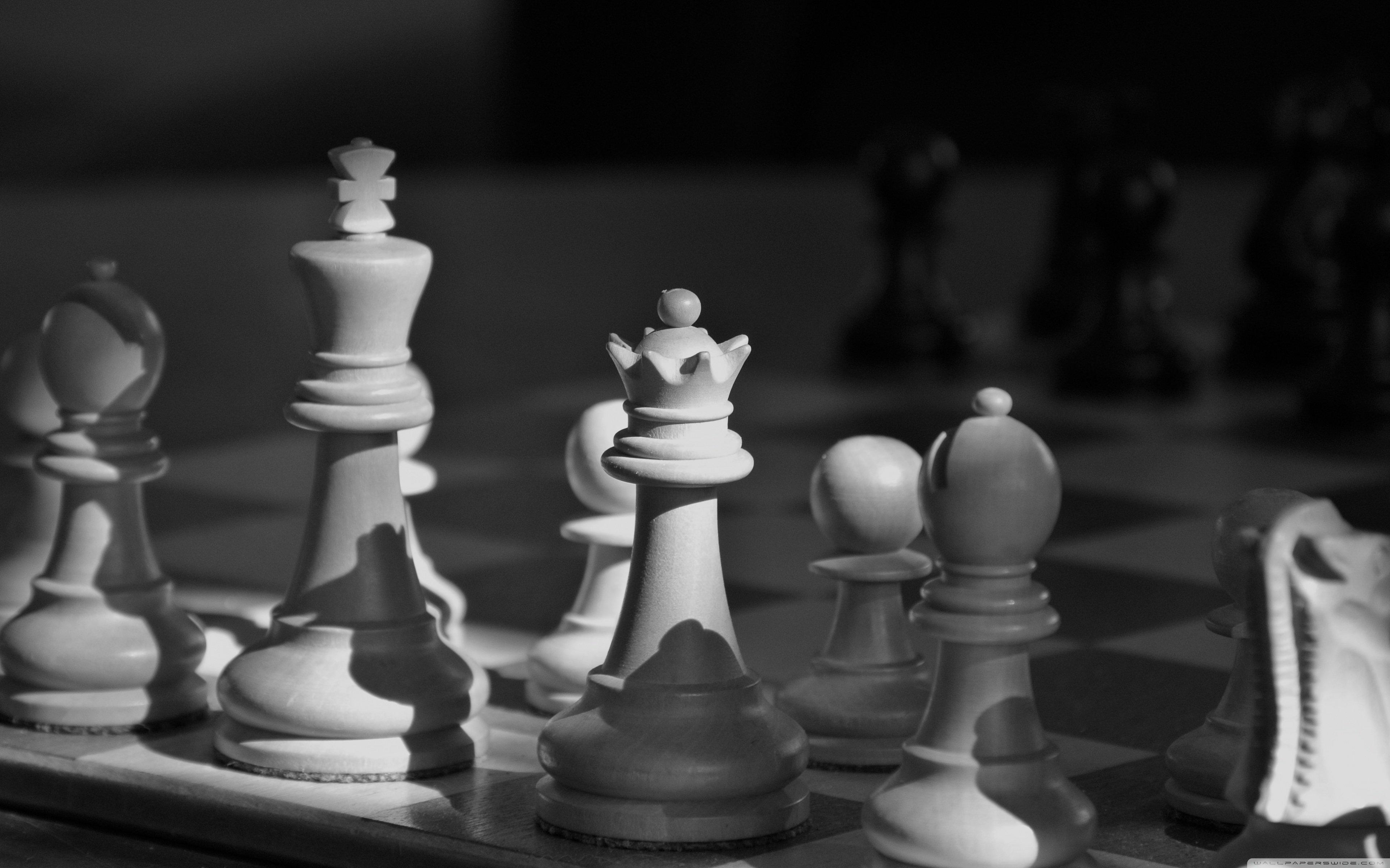 Chess 7-wallpaper-3840x2400 Wallpaper