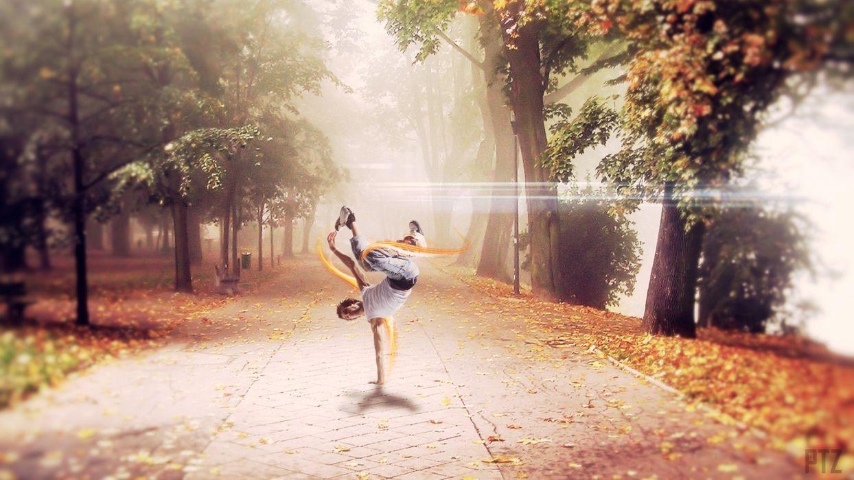 street dance park iPTZ wallpaper