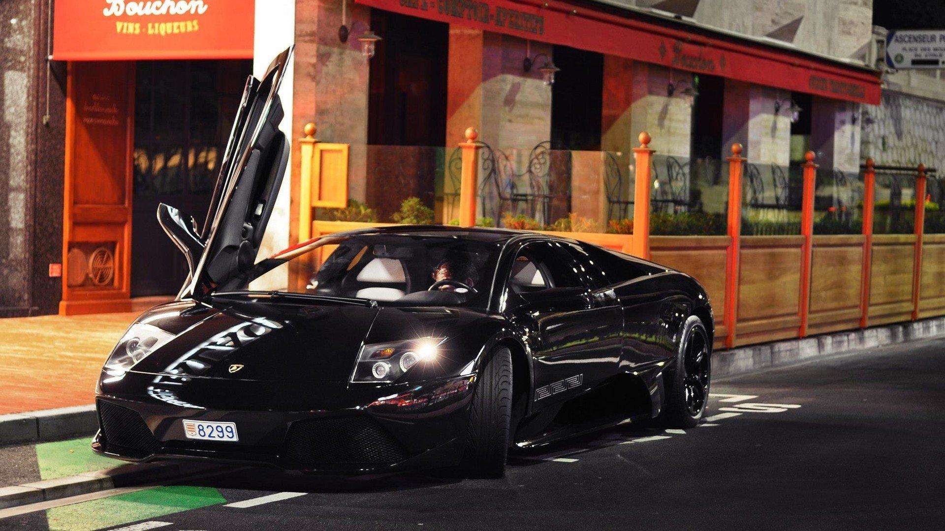Streets Cars Lamborghini Lamborghini Murcielago Lamborghini