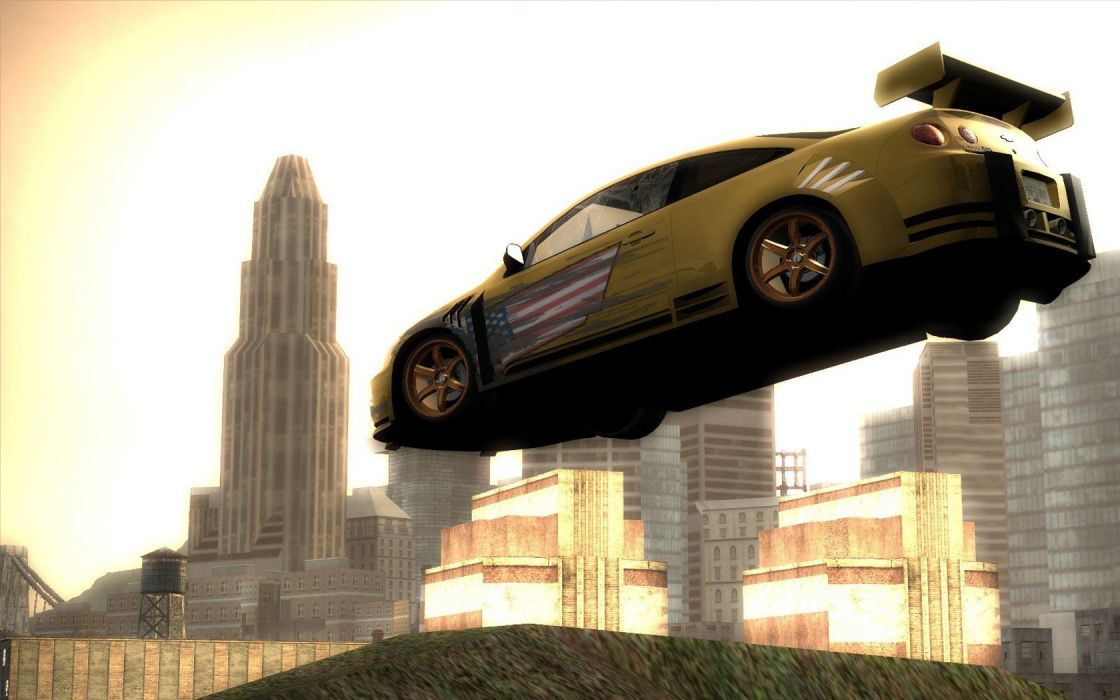 video games cars Need for Speed Most Wanted games Chevrolet Cobalt SS pc games wallpaper