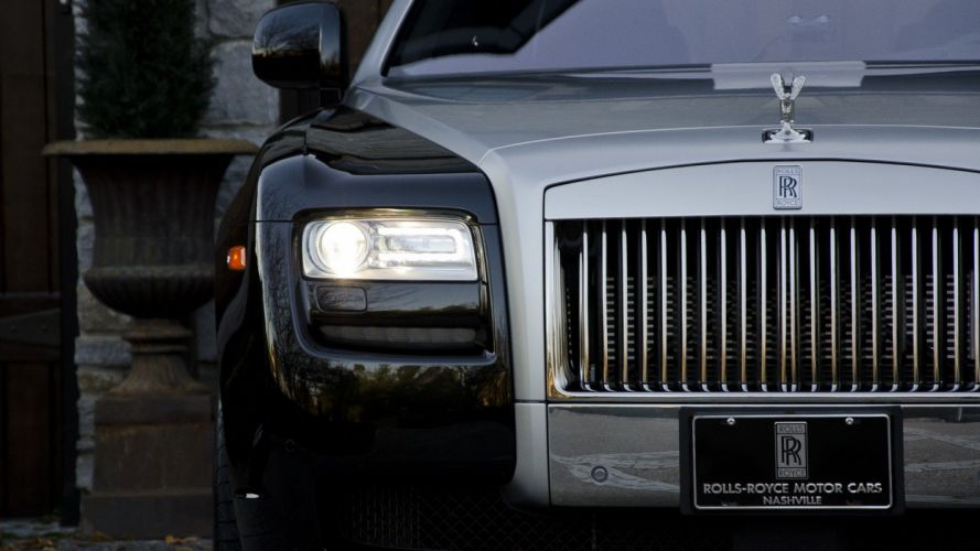 cars engines vehicles Rolls Royce luxury wallpaper