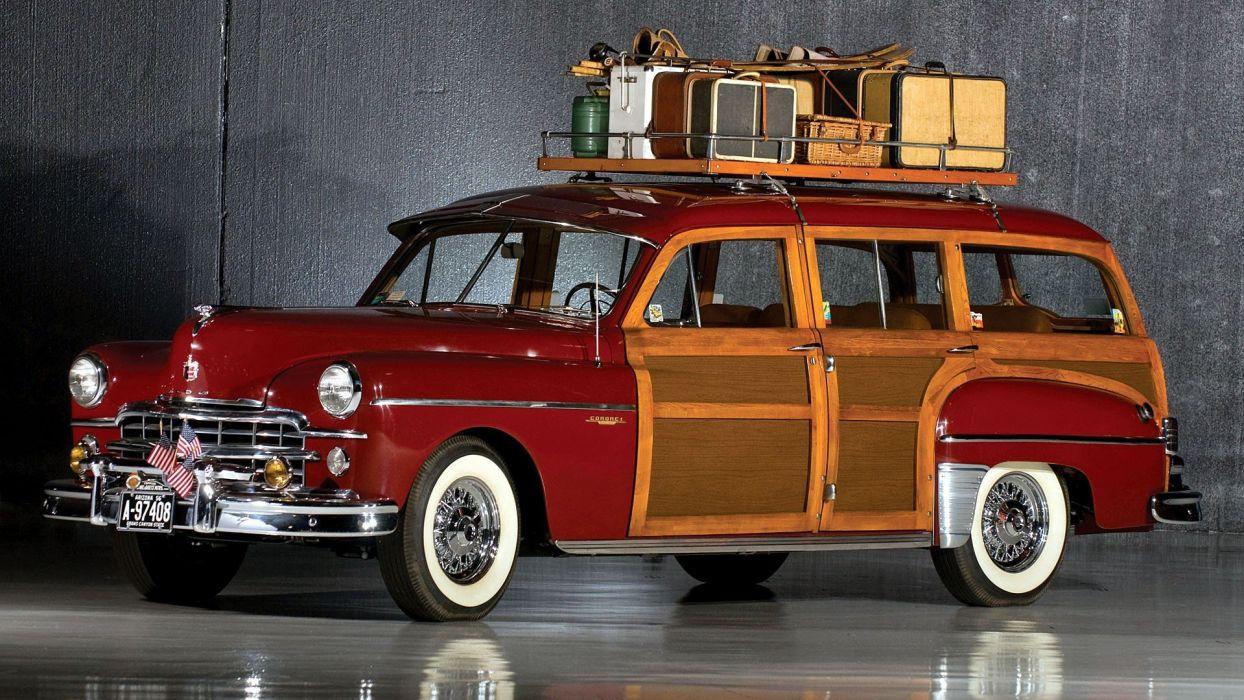 vintage cars Dodge classic cars wallpaper