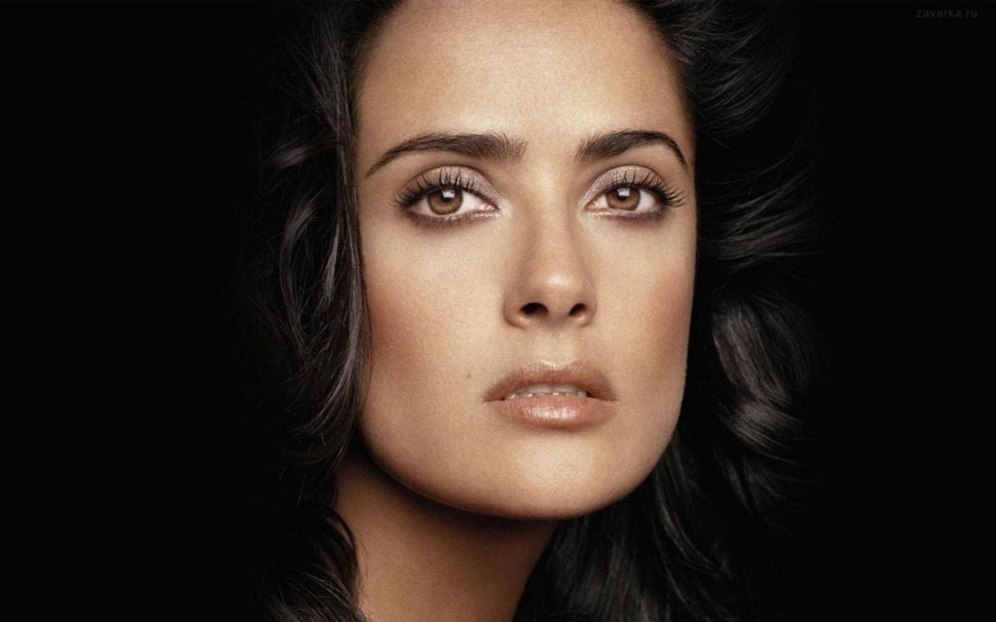 women Salma Hayek actress wallpaper