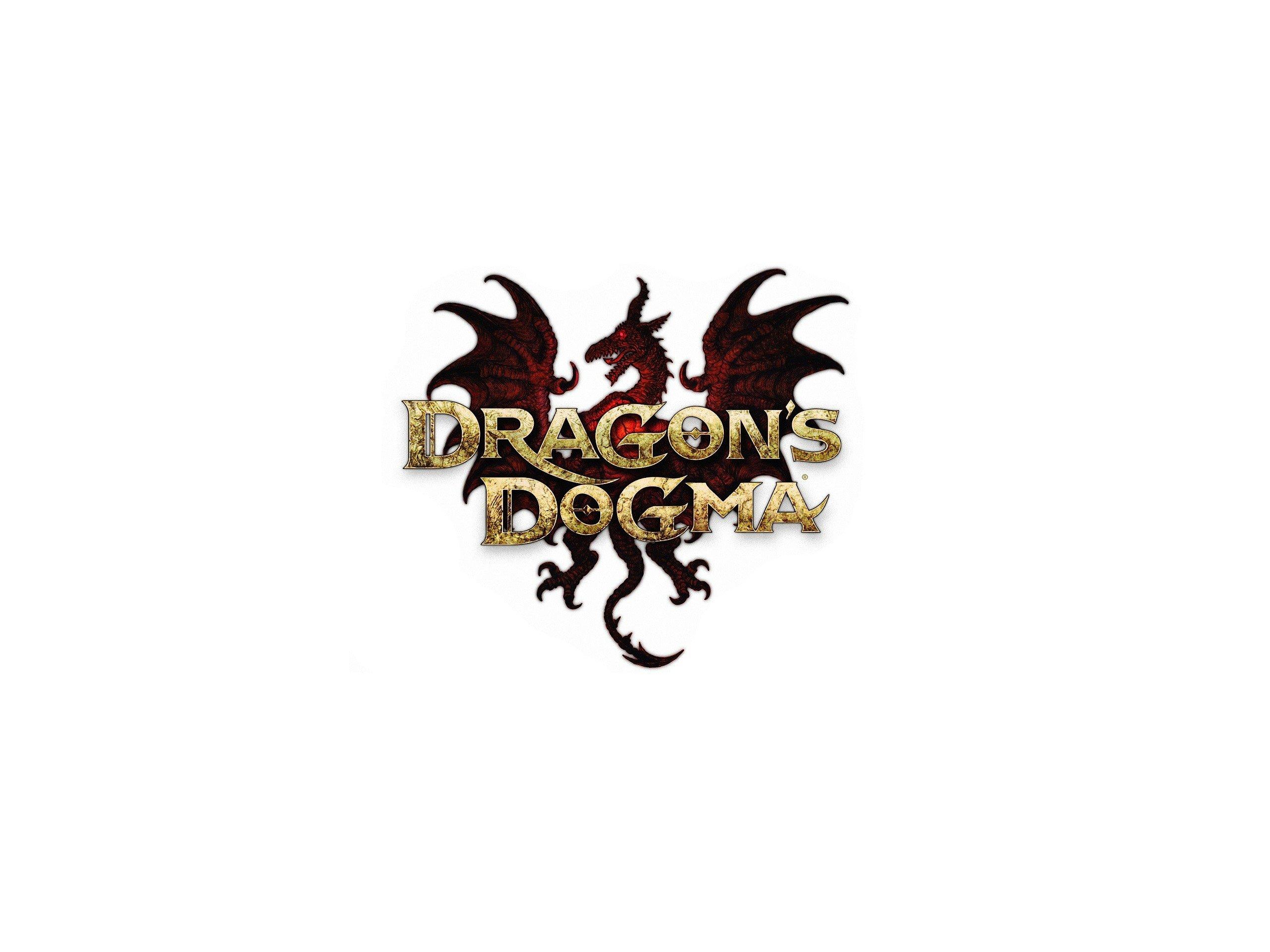 warriors medieval logos dragons dogma wallpaper