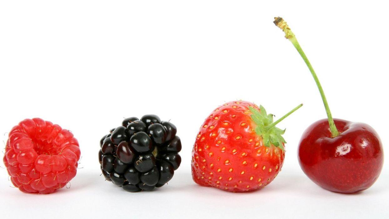 fruits berries wallpaper