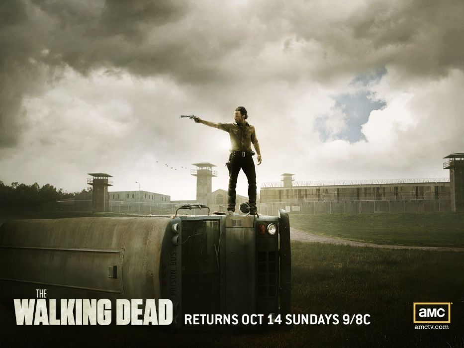 Walking Dead The Walking Dead Andrew Lincoln wallpaper