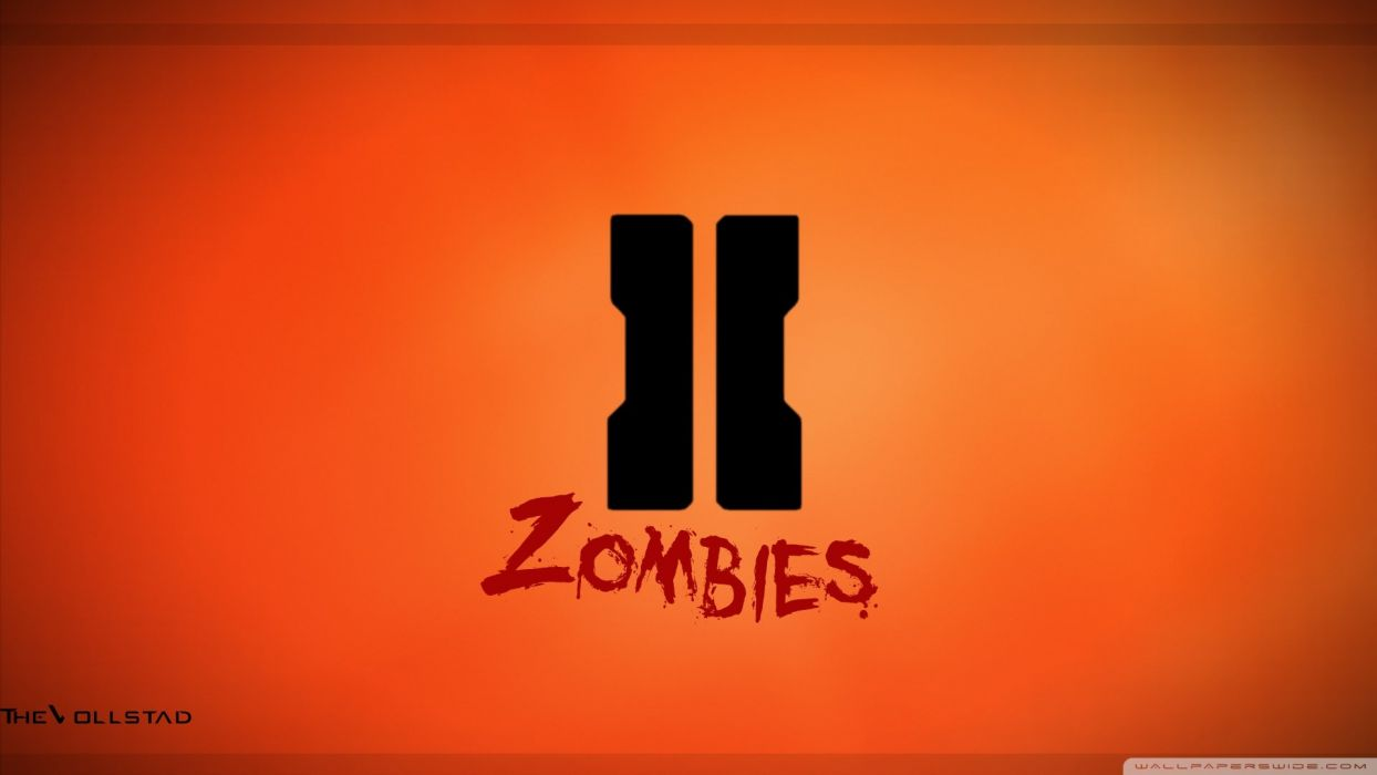 Call Of Duty Black Ops 2 Zombies By Thevollstad Wallpaper