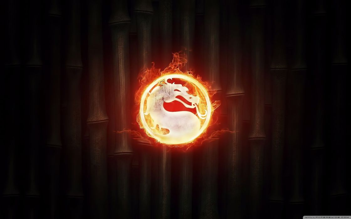 Mortal Kombat Logo 3 Wallpaper 2880x1800 Wallpaper 2880x1800