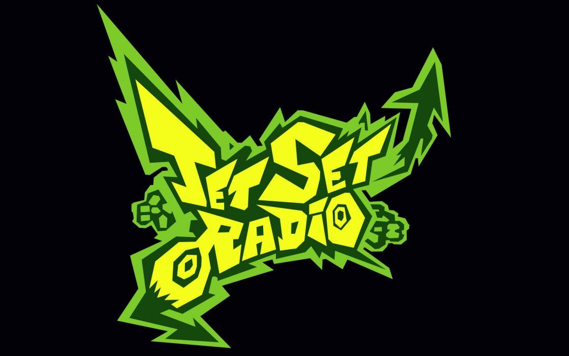 JET SET RADIO action platform sports grind sega anime game (13) wallpaper