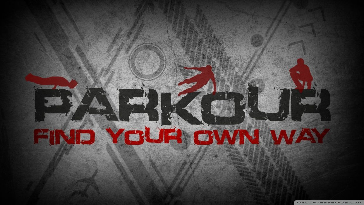 Parkour Wallpaper 2048x1152