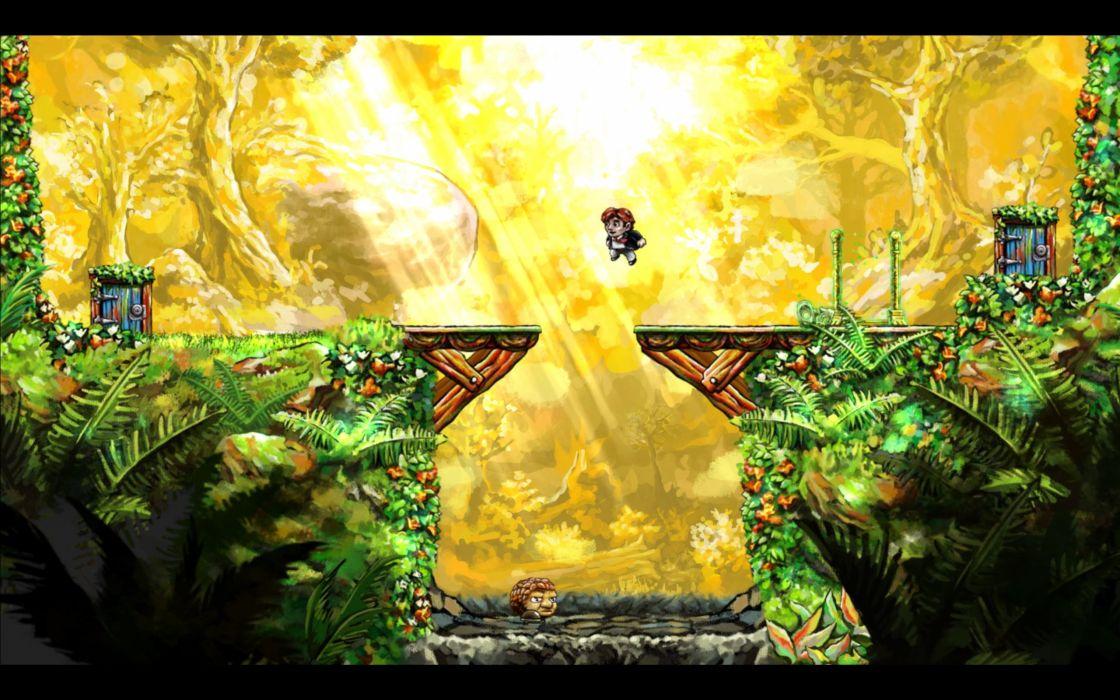 BRAID platform puzzle adventure fantasy (1) wallpaper