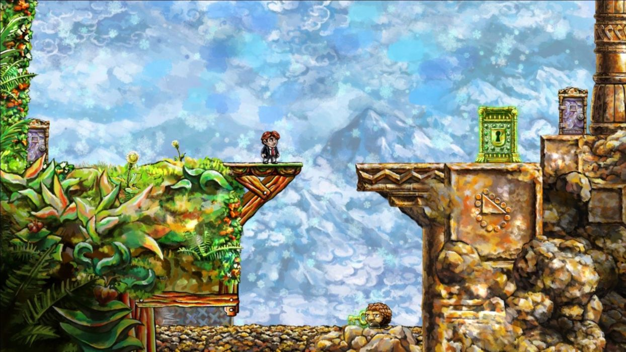 BRAID platform puzzle adventure fantasy (3) wallpaper