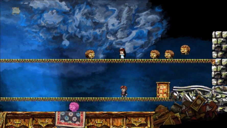 BRAID platform puzzle adventure fantasy (8) wallpaper