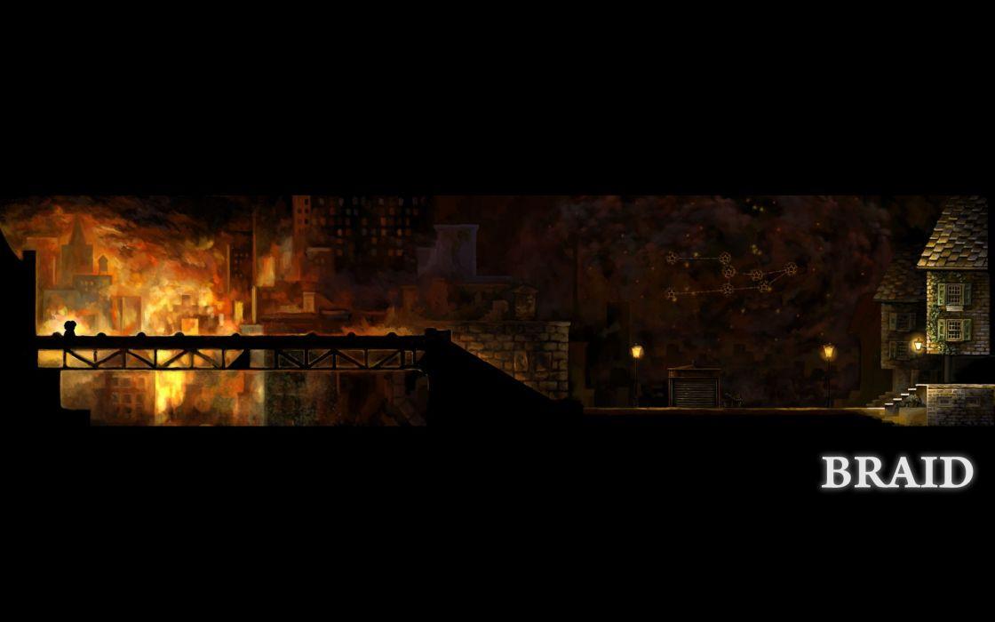 BRAID platform puzzle adventure fantasy (14) wallpaper