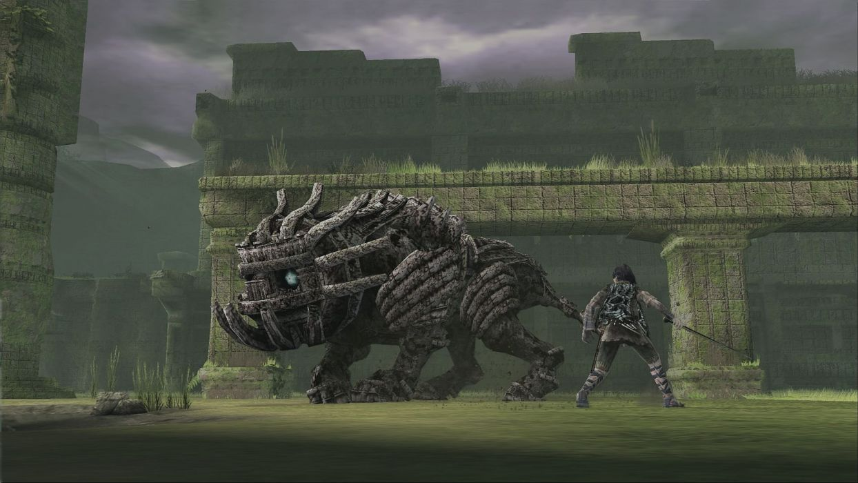 SHADOW OF THE COLOSSUS action adventure fantasy (1) wallpaper
