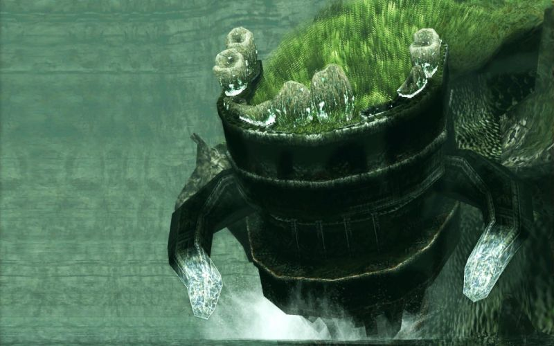 SHADOW OF THE COLOSSUS action adventure fantasy (2) wallpaper