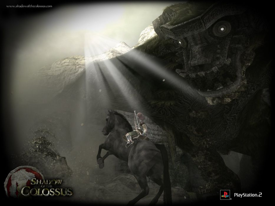 SHADOW OF THE COLOSSUS action adventure fantasy (4) wallpaper
