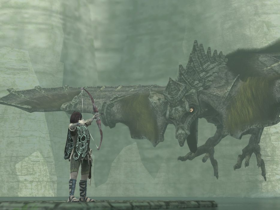 SHADOW OF THE COLOSSUS action adventure fantasy (7) wallpaper