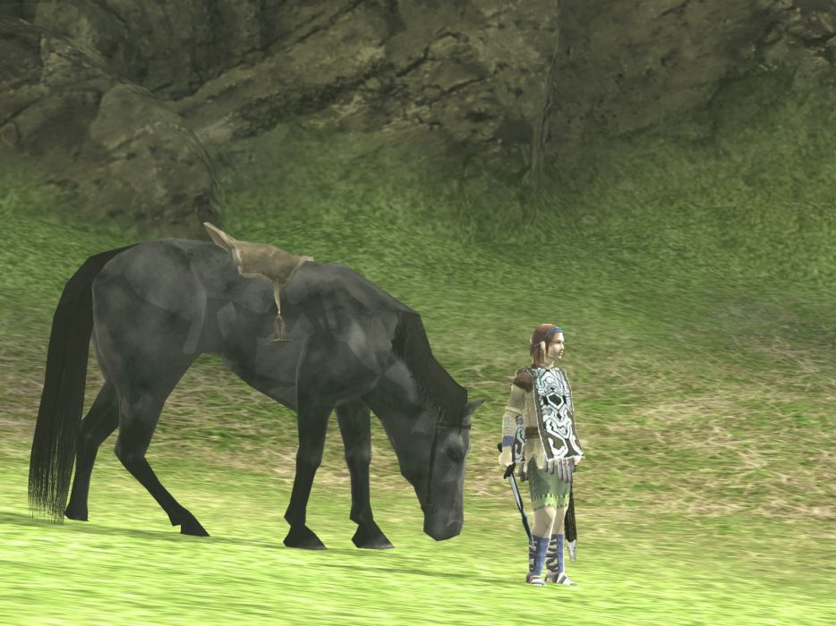 SHADOW OF THE COLOSSUS action adventure fantasy (9) wallpaper