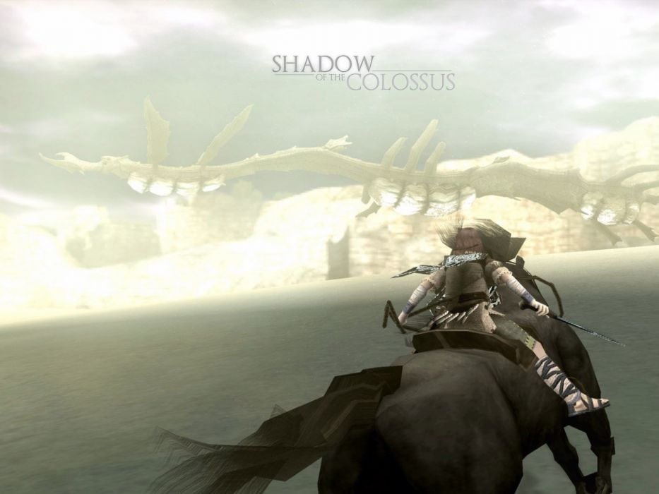 SHADOW OF THE COLOSSUS action adventure fantasy (10) wallpaper