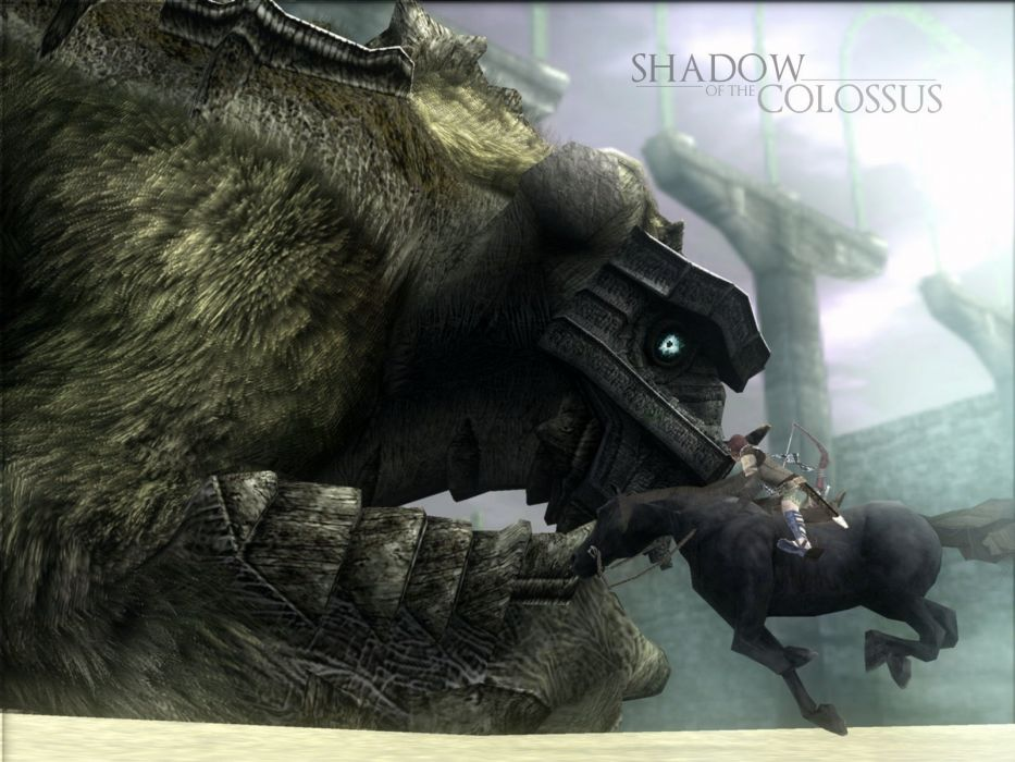 SHADOW OF THE COLOSSUS action adventure fantasy (11) wallpaper