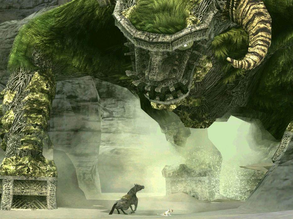 SHADOW OF THE COLOSSUS action adventure fantasy (17) wallpaper