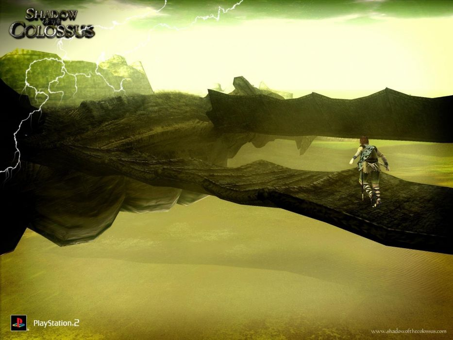 SHADOW OF THE COLOSSUS action adventure fantasy (18) wallpaper
