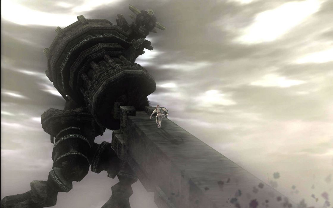 SHADOW OF THE COLOSSUS action adventure fantasy (23) wallpaper