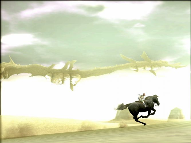 SHADOW OF THE COLOSSUS action adventure fantasy (24) wallpaper