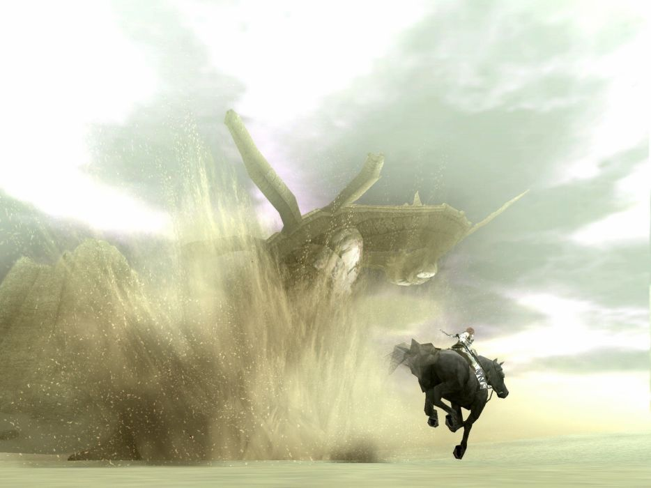 SHADOW OF THE COLOSSUS action adventure fantasy (25) wallpaper