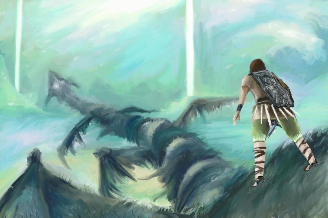 SHADOW OF THE COLOSSUS action adventure fantasy (26) wallpaper