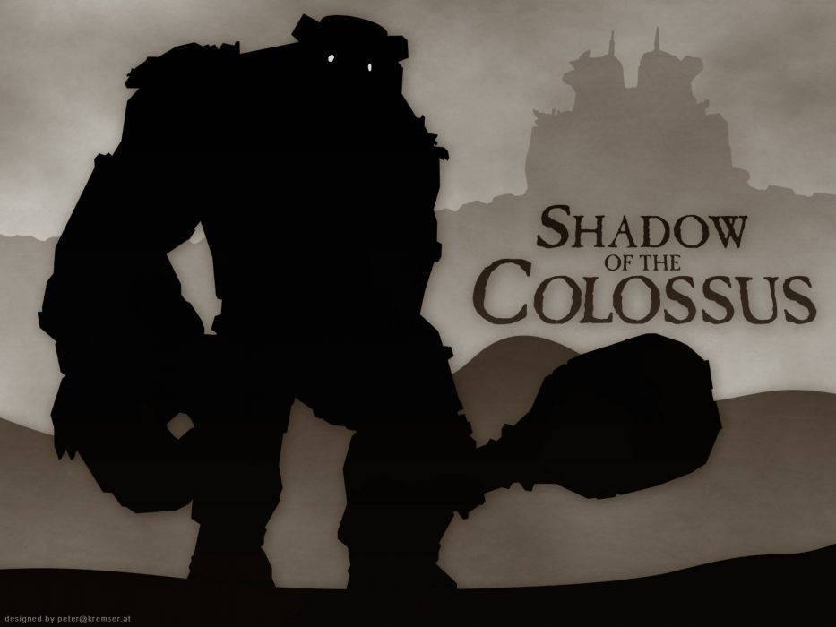 SHADOW OF THE COLOSSUS action adventure fantasy (27) wallpaper