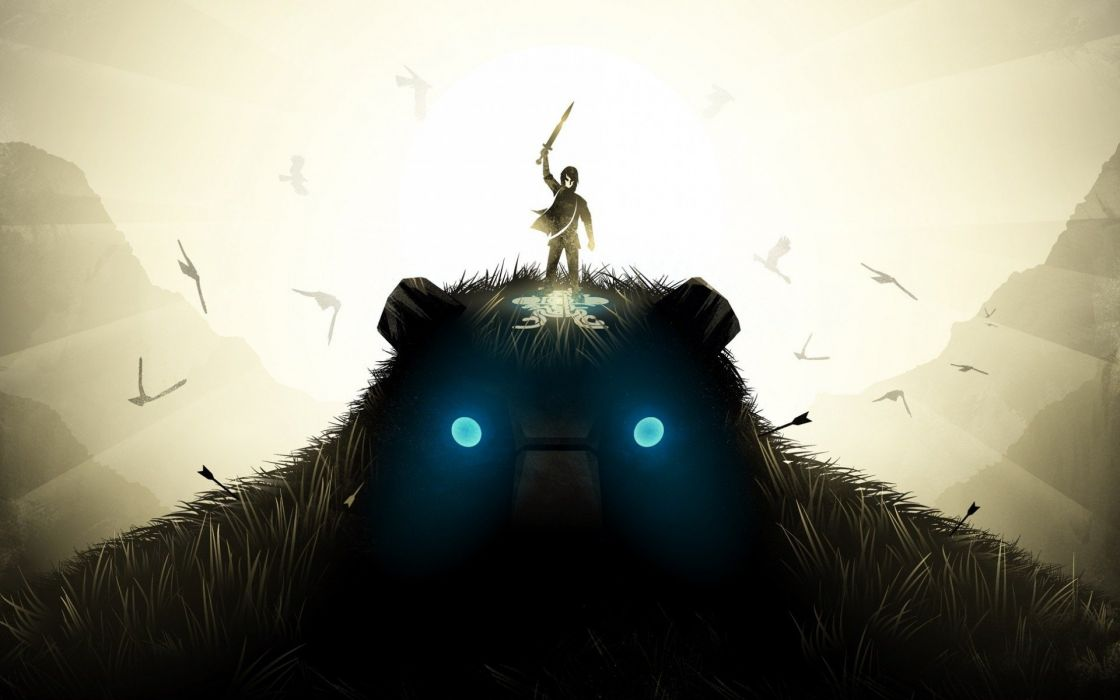 SHADOW OF THE COLOSSUS action adventure fantasy (28) wallpaper