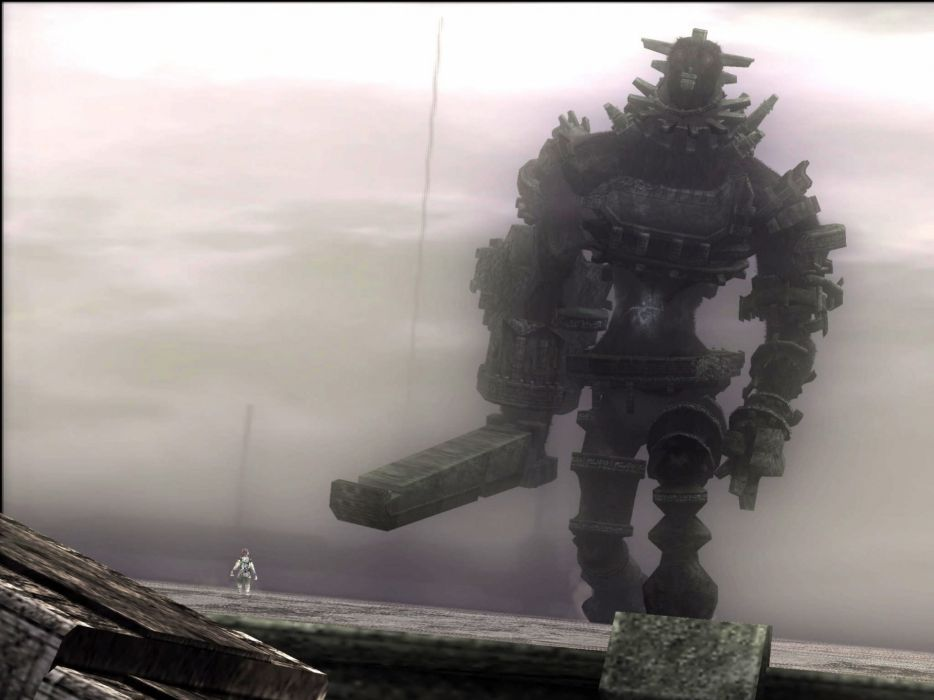 SHADOW OF THE COLOSSUS action adventure fantasy (31) wallpaper