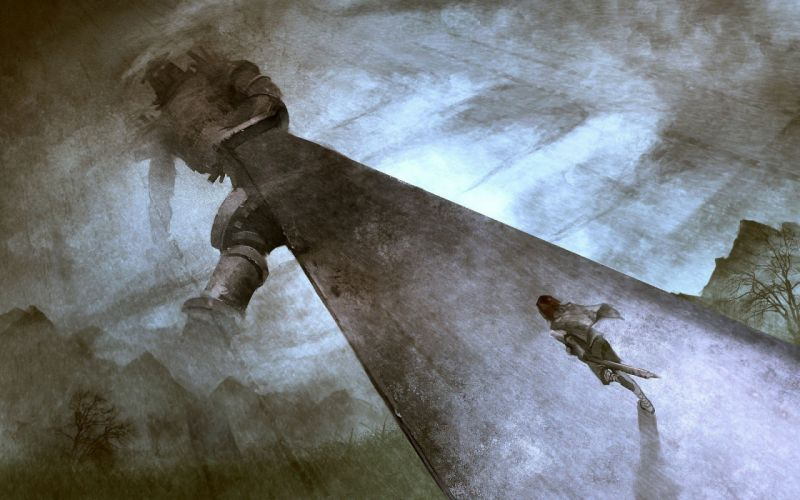 SHADOW OF THE COLOSSUS action adventure fantasy (32) wallpaper