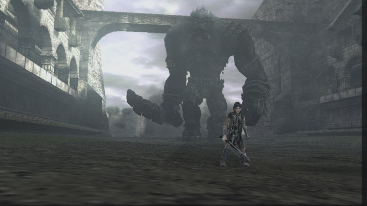 SHADOW OF THE COLOSSUS action adventure fantasy (33) wallpaper