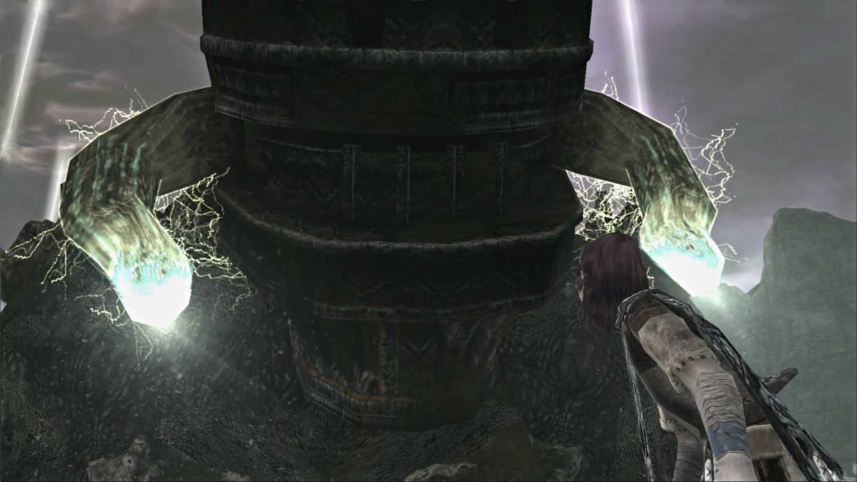 SHADOW OF THE COLOSSUS action adventure fantasy (36) wallpaper