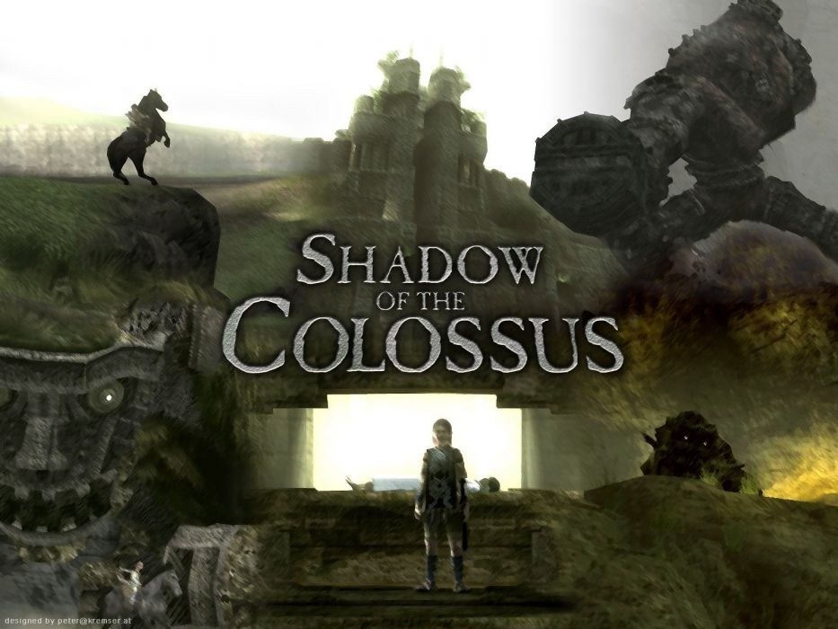 SHADOW OF THE COLOSSUS action adventure fantasy (38) wallpaper
