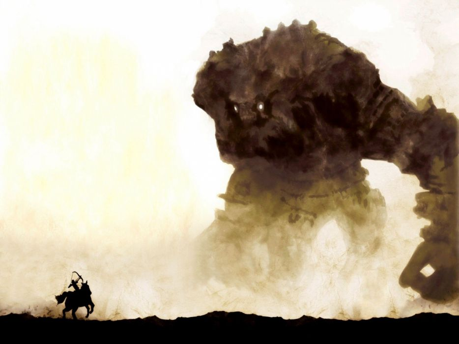 SHADOW OF THE COLOSSUS action adventure fantasy (43) wallpaper