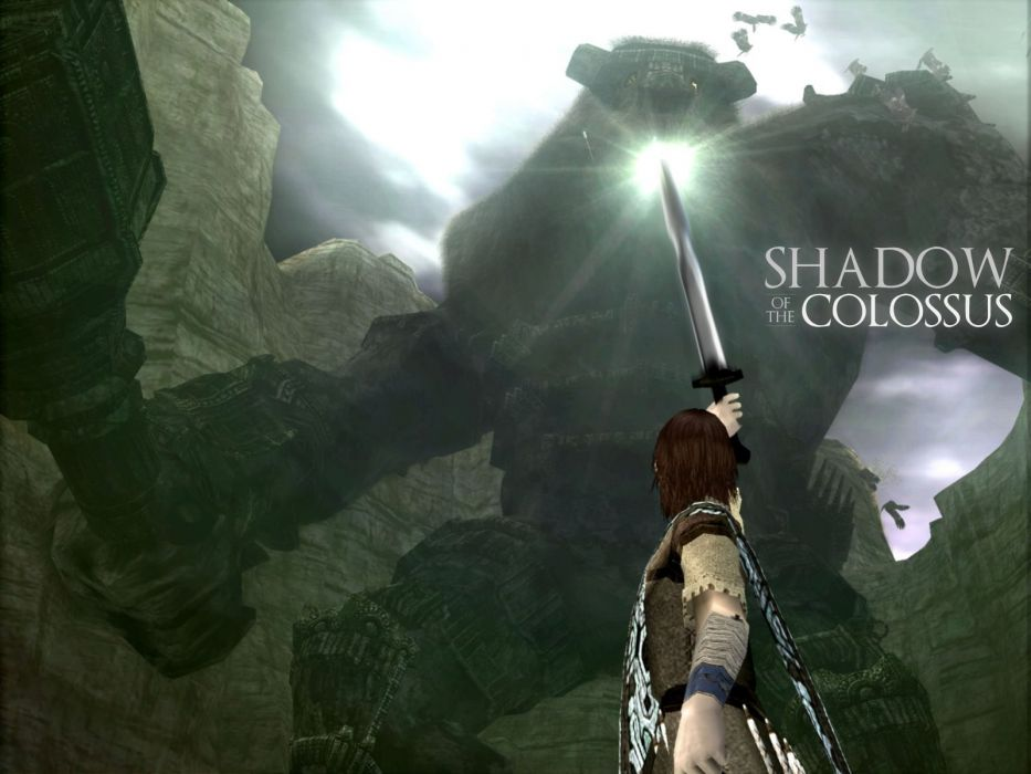 SHADOW OF THE COLOSSUS action adventure fantasy (45) wallpaper