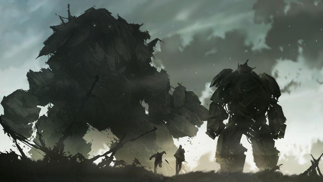 SHADOW OF THE COLOSSUS action adventure fantasy (46) wallpaper