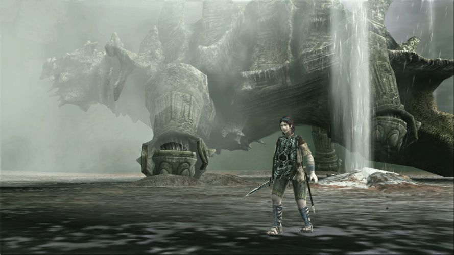 SHADOW OF THE COLOSSUS action adventure fantasy (47) wallpaper