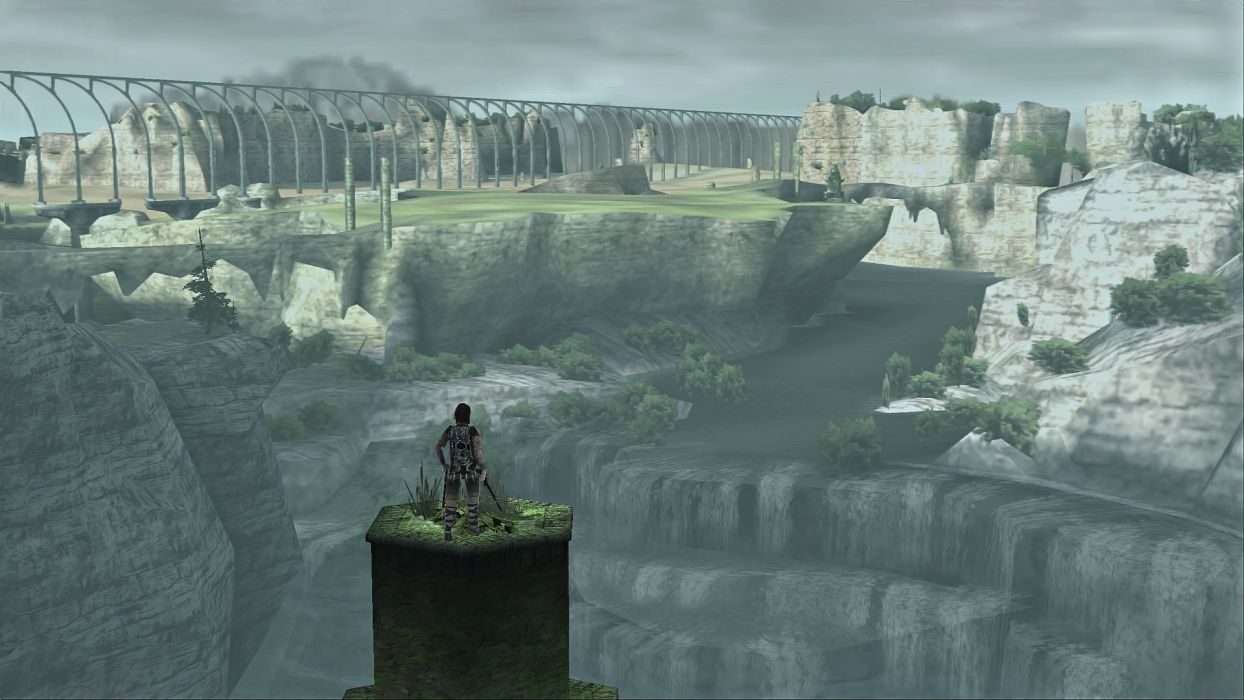 SHADOW OF THE COLOSSUS action adventure fantasy (50) wallpaper