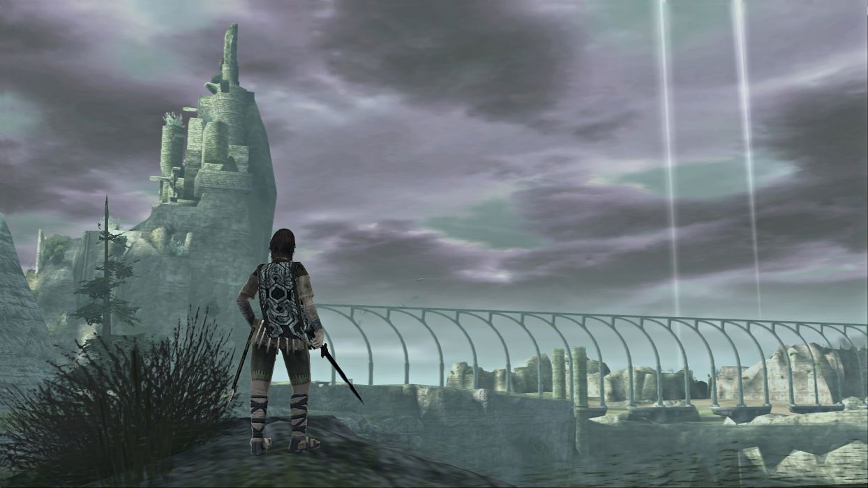 SHADOW OF THE COLOSSUS action adventure fantasy (51) wallpaper