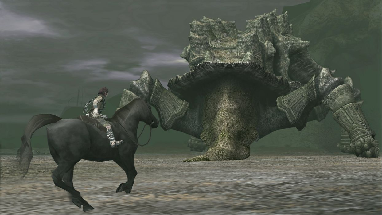 SHADOW OF THE COLOSSUS action adventure fantasy (53) wallpaper